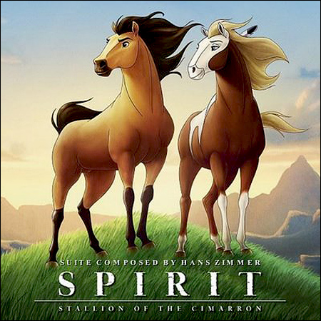 Spirit(OST) - Here I Am (End Titel)