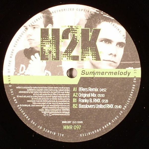 H2K - SummerMelody (...
